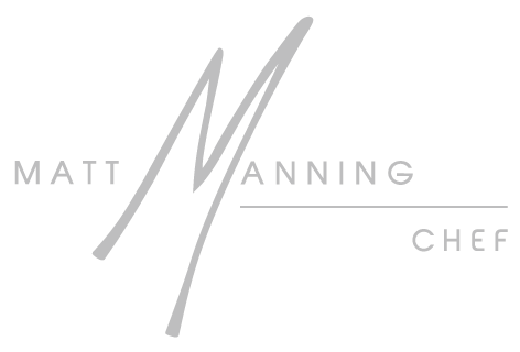 Matt Manning Chef