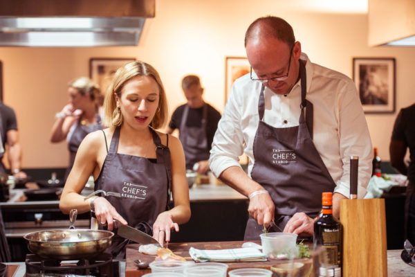 COOKING DEMOS & CLASSES